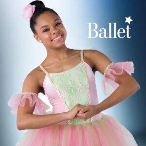 Ballet, Lyrical & Contemporary