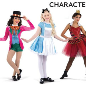 Character Themed Costumes