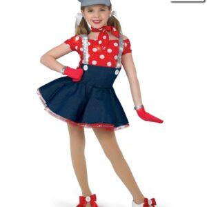 10096N  Choo Choo Ch Boogie Jazz Tap Character Dress
