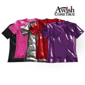 Mystique Foil Shirt 2