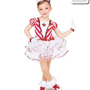 11440  Sequin Nurse Character Dance Costume