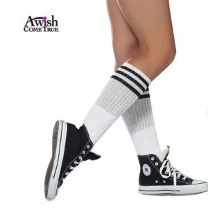 Striped Athletic Socks 2