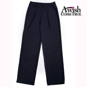 Matte Lycra Pleated Pants 2