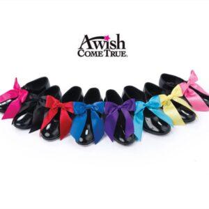 Satin Shoe Bows
