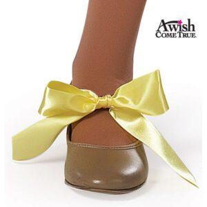 Satin Shoe Bows 2