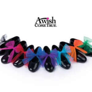 Organza Shoe Bows (12 Pack)