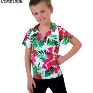 16173  A 2020 Caribbean Jam Boys Dance Shirt