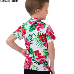 16173  B 2020 Caribbean Jam Boys Dance Shirt