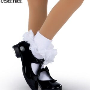 16210 With A Smile Socks Character Themed Dance Costume Accessory