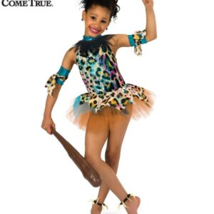 16308  A Circle Of Life Character Themed Dance Costume