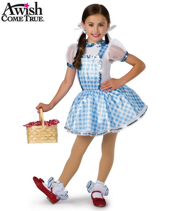 16337 A Ease On Down The Road Dorothy Dance Costume
