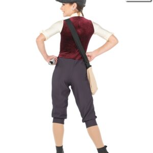 17520R  Extra Extra Newsies Themed Performance Dance Costume Back