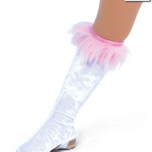 18927B  Unicorn Boot Covers Character Costume Accessory