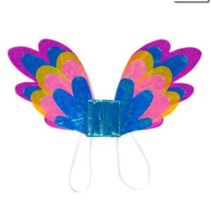 19088W  Awesome As I Wanna Be Wings Kids Character Costume Accessory