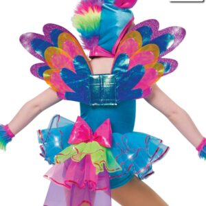 19088W  Awesome As I Wanna Be Wings Kids Character Costume Accessory Back