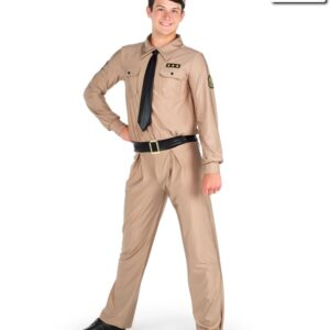 19118  Taps Guy Character Costume