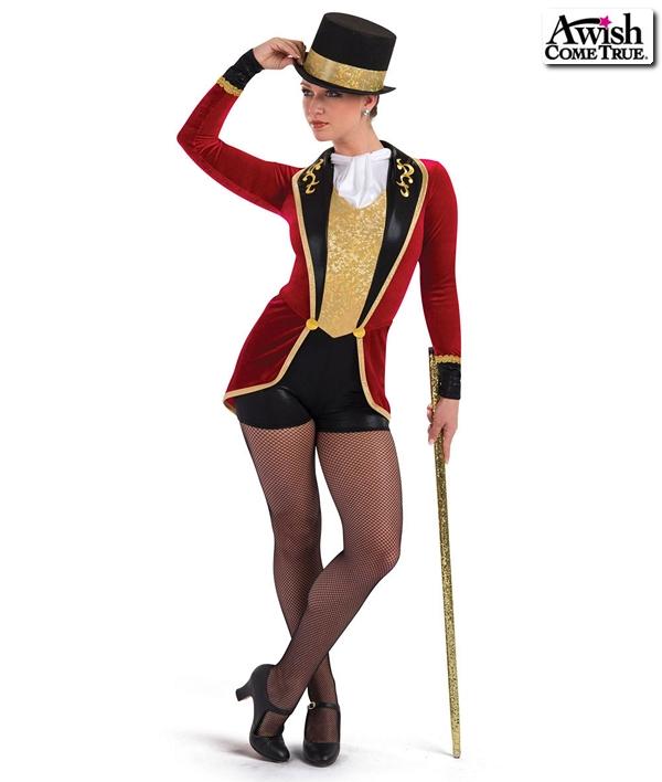 Greatest Showman Dance Costume