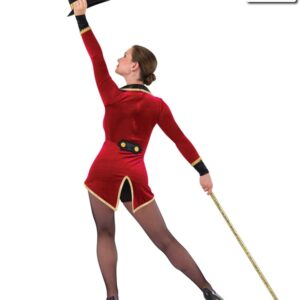 19122  The Greatest Showman Character Costume Back