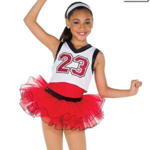 19127  My House Hip Hop Street Kids Costume Red