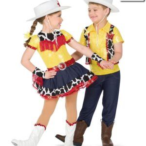 19132  We Belong Together Kids Character Costume