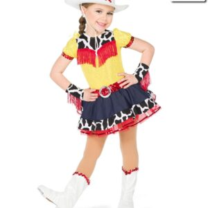 19132  We Belong Together Kids Character Costume A