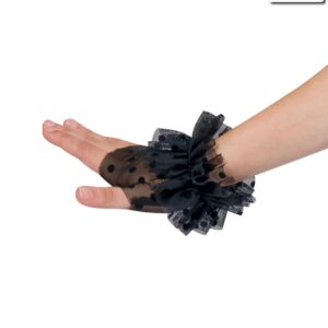 19240G  Breakin Dishes Gauntlets Jazz Tap Costume Accessory