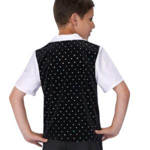 Guy's Vested Shirt 2
