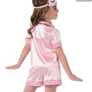 19299  Pajama Jam Kids Character Costume Back