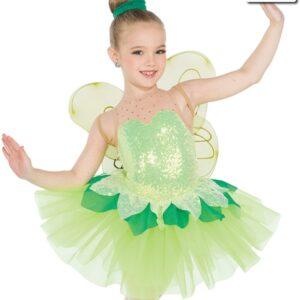 20401  Pixie Dust Fairy Character Dance Costume