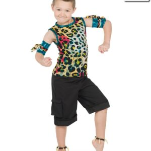20411  Circle Of Life Guys Character Jungle Dance Costume A