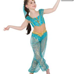 20415  Magic Carpet Ride Alladin Themed Dance Costume