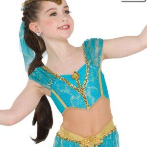 20415  Magic Carpet Ride Alladin Themed Dance Costume A