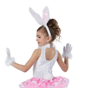 20489  Bunny Hop Character Dance Costume Back