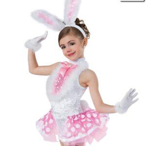20489  Bunny Hop Rabbit Themed Performance Dance Costume