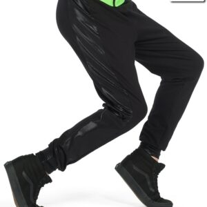 20543P  Guy Hip Hop French Terry Foil Stripe Joggers