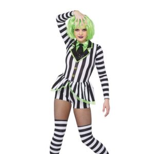 21692  Jump In The Line Beetlejuice Character Performance Dance Costume