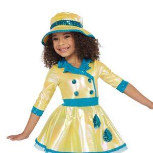 21706  Singin In The Rain Kids Character Performance Dance Costume A
