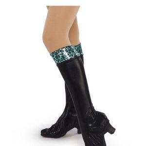 21720B  Boot Covers Aqua