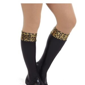 21720B  Boot Covers Gold