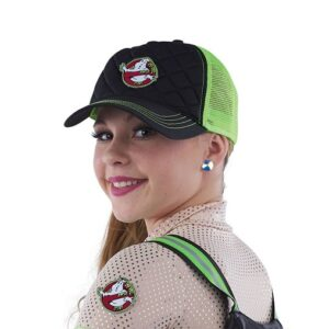 21728H  Ghostbusters Hat Dance Costume Accessory