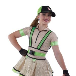 21728  Who Ya Gonna Call Ghostbusters Character Performance Dance Costume A