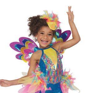 21732  Better Than Ever Bird Character Performance Dance Costume A