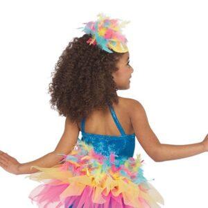 21732  Better Than Ever Bird Character Performance Dance Costume Back