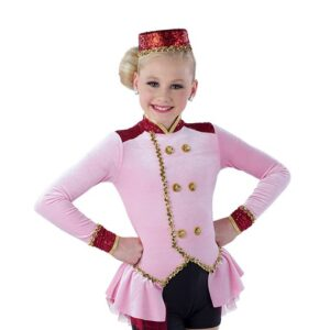 21744  Bell Hop Boogie Concierge Character Performance Dance Costume A