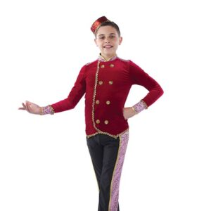 21745  Bell Hop Boogie Concierge Guys Character Performance Dance Costume A