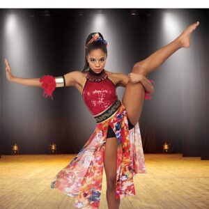 21762  The Lioness Hunt Lion King Inspired Performance Dance Costume