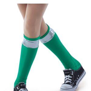 21763S  Hogwarts Socks Harry Potter Character Dance Costume Accessory Kelly