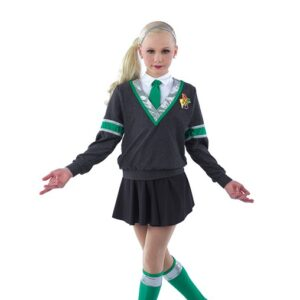 21763 63 Hogwarts Harry Potter Character Performance Dance Costume Kelly Green