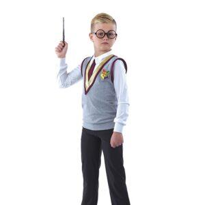 21764  Hogwarts Guy Harry Potter Character Performance Dance Costume