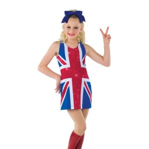 21777  Spice Up Your Life Spice Girls Character Performance Dance Costume